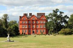 Kew Palace, England. Georgian Palace in Kew Gardens near London Royalty Free Stock Photo