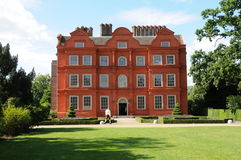 Kew Palace in Kew Garden, London Royalty Free Stock Images