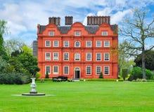 Kew slott i botaniska trädgården, London, UK arkivfoto