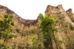Kew Sue Ten in Doi Lo  Chiangmai , Grand Canyon National Park Royalty Free Stock Photo