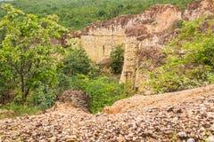Kew Sue Ten in Doi Lo  Chiangmai , Grand Canyon National Park Royalty Free Stock Image