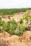 Kew Sue Ten in Doi Lo  Chiangmai , Grand Canyon National Park Royalty Free Stock Images