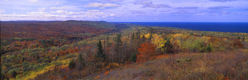 Keweenaw Peninsula Royalty Free Stock Photos