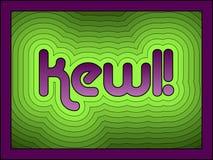 Kewl! Stockfotografie