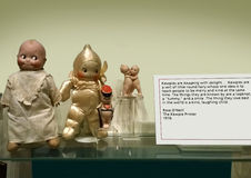 Kewpie Dolls Stock Photo