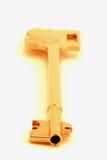 Key. Golden Key Stock Image