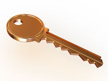Key. Royalty Free Stock Images