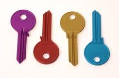 Key. Isolated royalty free stock photos