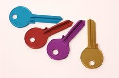 Key. Isolated royalty free stock images
