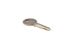 Key. On a white background. isolated Stock Photo