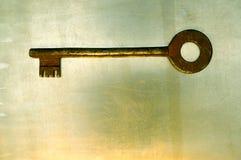 Key. Old keys Stock Photos