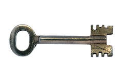 Key. Of key used in the Soviet Union Royalty Free Stock Image