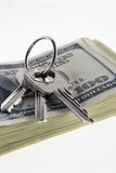 Key&money Foto de archivo