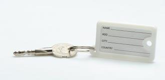key billig prydnadssak Fotografering för Bildbyråer