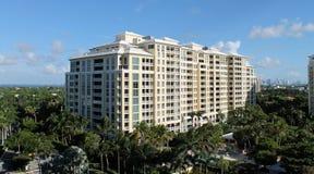 Key Biscayne byggnad royaltyfri fotografi
