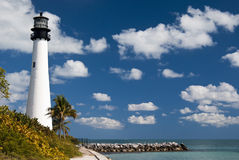 Key Biscayne Lighthouse Stock Photography
