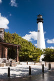 Key Biscayne Lighthouse royalty free stock image
