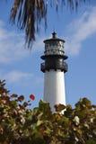Key Biscayne lighthouse Stock Image
