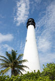 Key Biscayne Lighthouse Stock Images