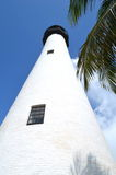 Key Biscayne Lighthouse View Royalty Free Stock Image