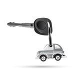 Key with car Stock Photos