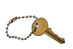 Key & Chain Royalty Free Stock Image