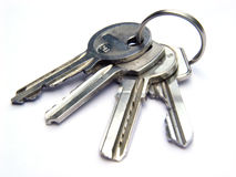 Key-chain Royalty Free Stock Image
