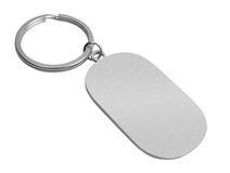 Key Chain with space for text Royalty Free Stock Photo