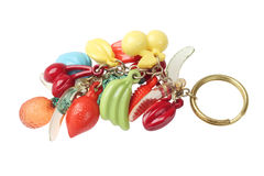 Key Chain With Trinket Royalty Free Stock Photos
