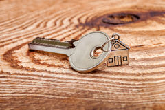 Key about a charm form hous. Stock Photography