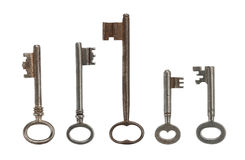 Key Collection Stock Photography