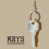 Key design Stock Photos