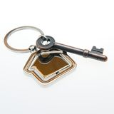 Key of dream house Royalty Free Stock Image