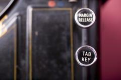 key flik Arkivbild