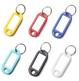 Key fobs Stock Image