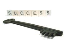 key framgång till arkivfoton