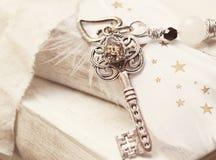 Key, Heart, Spring, Star, Pearl Royalty Free Stock Photos