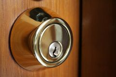 Key Hole Royalty Free Stock Images