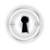 Key hole Stock Image