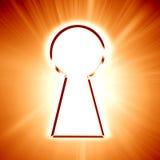Key hole Royalty Free Stock Image