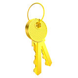 Key for home Stock Image