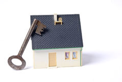 Key house Stock Photos