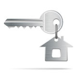 Key house Royalty Free Stock Photo