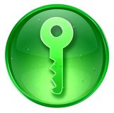 Key icon. Stock Photos
