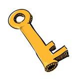 Key icon Royalty Free Stock Images