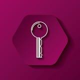Key icon image Stock Photos