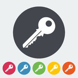Key icon Royalty Free Stock Image