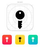 Key icon. Vector illustration. This is file of EPS10 format Stock Photography