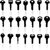 Key illustration Stock Photos
