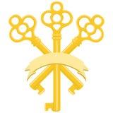 Key insignia Stock Photos